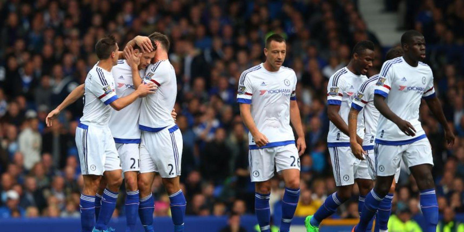 En su primer partido empataron 2-2 con el Swansea City. Foto:Getty Images