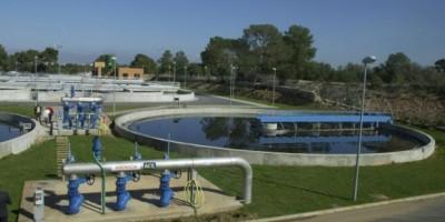 Rehabilitan planta de tratamiento aguas residuales en San Cristóbal