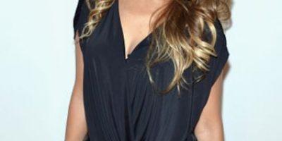 """Fotos: El """"poco elegante"""" look de Thalia en la Semana de la Moda de Nueva York"""