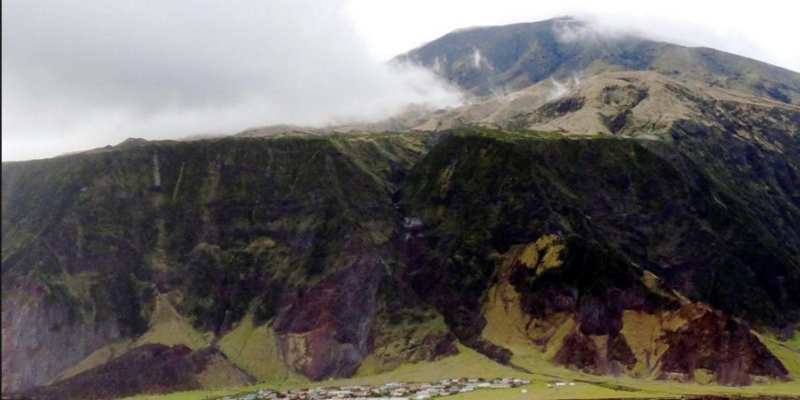 1961 se volvió el año más memorable luego de que el volcán donde se establece hiciera erupción y sus pobladores tuvieran que evacuarla. Foto:Vía Wikimedia Commons