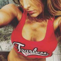 """En 2006 se inscribió junto con su hermana al concurso """"Diva Search"""" de la WWE, pero no consiguieron ganar. Foto:Vía instagram.com/thenikkibella"""