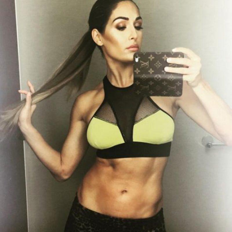 Nikki estuvo casada a los 20 años, pero se divorció a los 23. Foto:Vía instagram.com/thenikkibella
