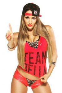 Nikki es monarca desde el Survivor Series de noviembre pasado, cuando venció a AJ Lee y desde entonces nadie la ha podido quitar el cetro. Foto:Vía instagram.com/thenikkibella