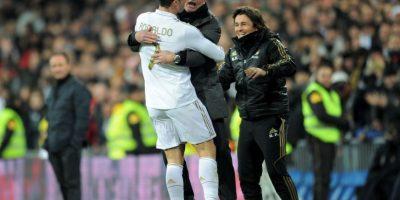"""Con los """"merengues"""" ganó una Liga, una Copa del Rey y una Supercopa de España. Foto:Getty Images"""