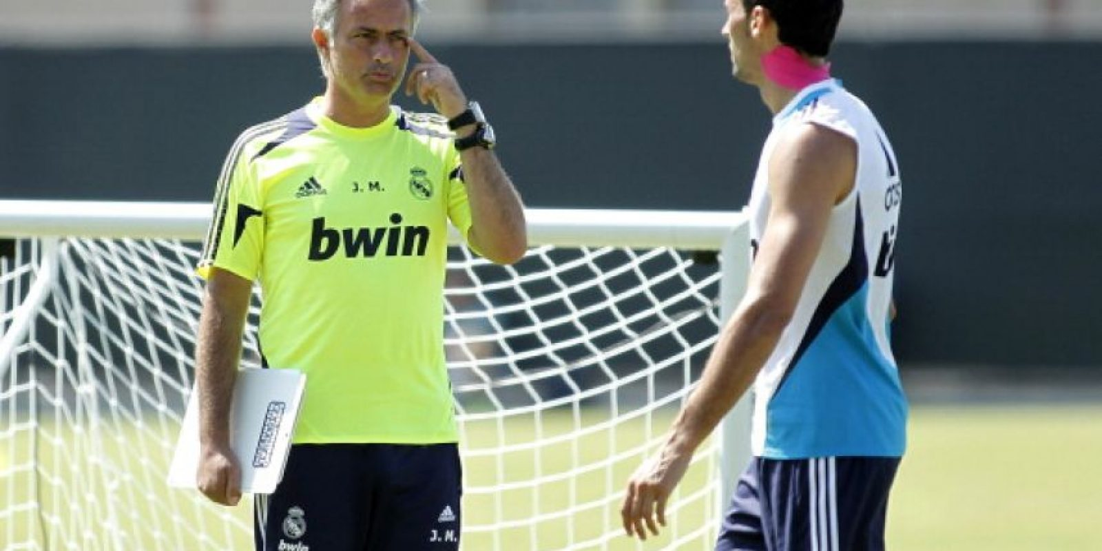 Su siguiente parada fue en Real Madrid en 2010 Foto:Getty Images