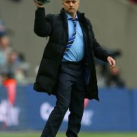 Mourinho debutó con el Benfica en el año 2000. Foto:Getty Images
