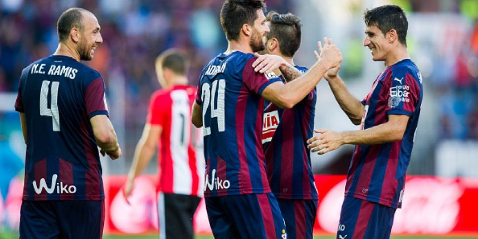 5. SD Eibar Foto: Getty Images