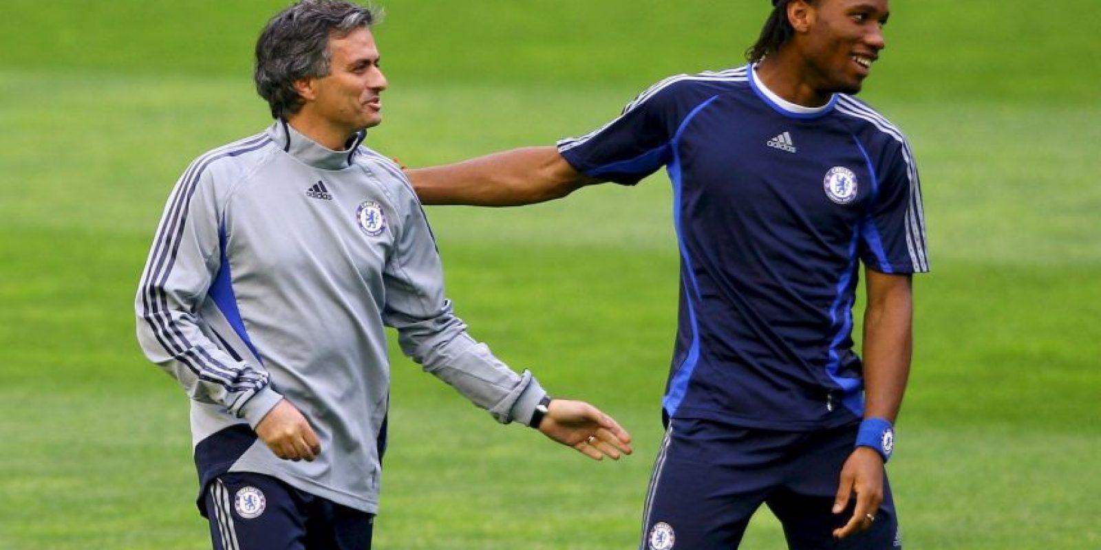 En la campaña 2004-2005 llegó a Chelsea, donde se convirtió en entrenador de primer nivel. Foto:Getty Images