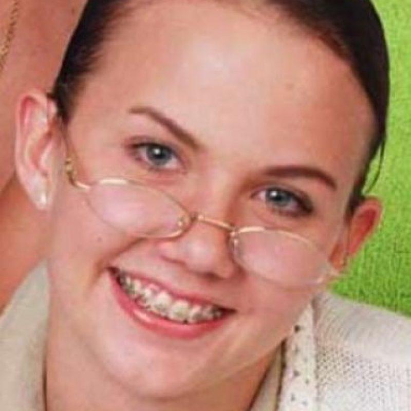 """Esta era la imagen de la joven """"Lucía de la Macorra"""" en la telenovela """"Soñadoras"""". Foto:vía twitter.com"""