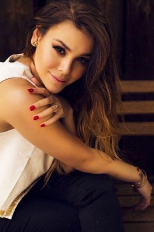 Así luce la actriz en la actualidad. Foto:vía instagram.com/dannapaola