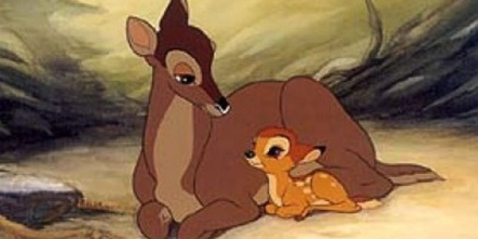 """""""El hombre que mató a la mamá de 'Bambi' no cometió ningún crimen. Él estaba alimentando a su familia, poniendo la carne de venado en la mesa"""". Foto:IMDB"""