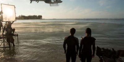 """Y se sitúa momentos después de que el """"Distrito 13"""" consiguiera rescatar a """"Peeta Mellark"""" de las garras del Capitolio. Foto:IMDb"""