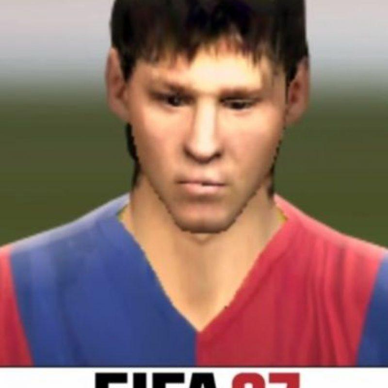 FIFA 07 Foto:Tumblr