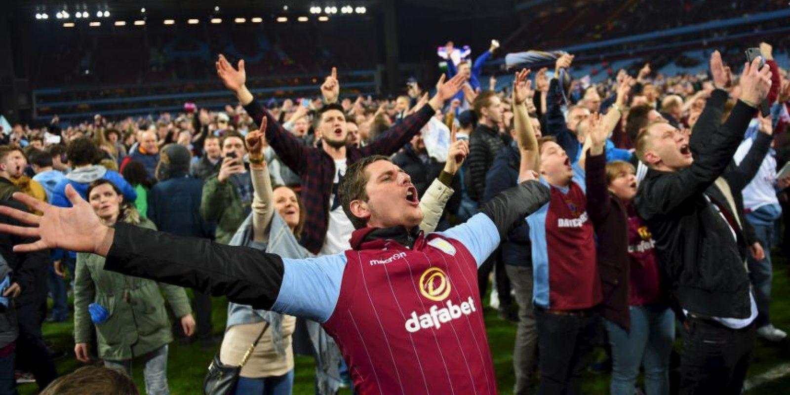 Esta medida también será adoptada por el Swindon Twon, de la tercera división inglesa (Football League One). Foto:Getty Images