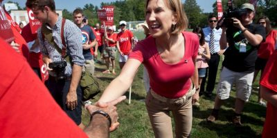 Carly Fiorina, exCEO de H&P Foto: Getty Images