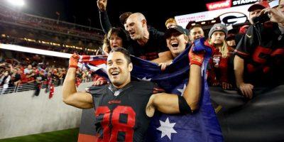 Brutal pelea entre aficionados de la NFL que pudo terminar en tragedia
