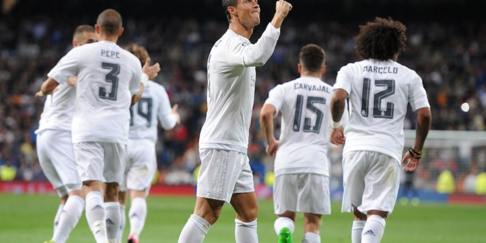 2. Real Madrid Foto:Getty Images