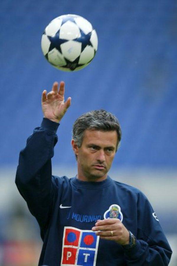 En 2001-2002 llegó al Porto, equipo con el que comenzó a escribir su historia de éxito. Foto:Getty Images