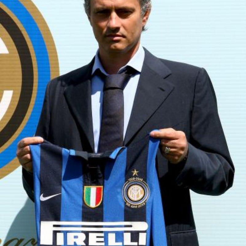 Se despidió de Chelsea en 2007 y en 2008 llegó al Inter de Milán donde ganó 2 Ligas, una Copa y una Supercopa de Italia, además de la Champions League (2010). Foto:Getty Images