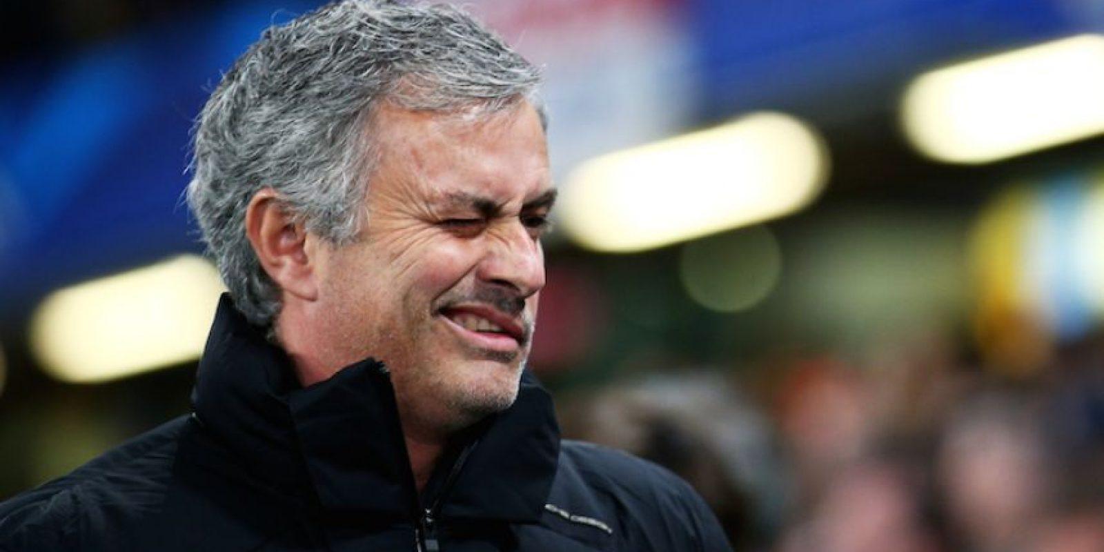 José Mourinho es considerado uno de los mejores entrenadores del mundo en la actualidad. Foto:Getty Images