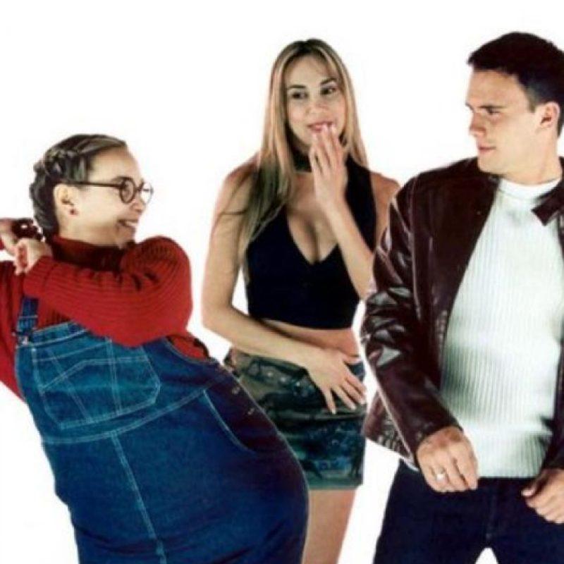 """""""Mi gorda bella"""" fue una telenovela venezolana de 2002 que tuvo gran éxito en Latinoamérica. Foto:vía RCTV"""