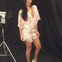 Actuó en telenovelas venezolanas y colombianas. Es modelo y empresaria. Foto:vía Instagram/Norkys Batista