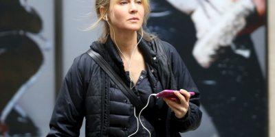 """""""Bridget Jones"""" está de regreso: Así luce Renée Zellweger para la tercera parte de la saga"""