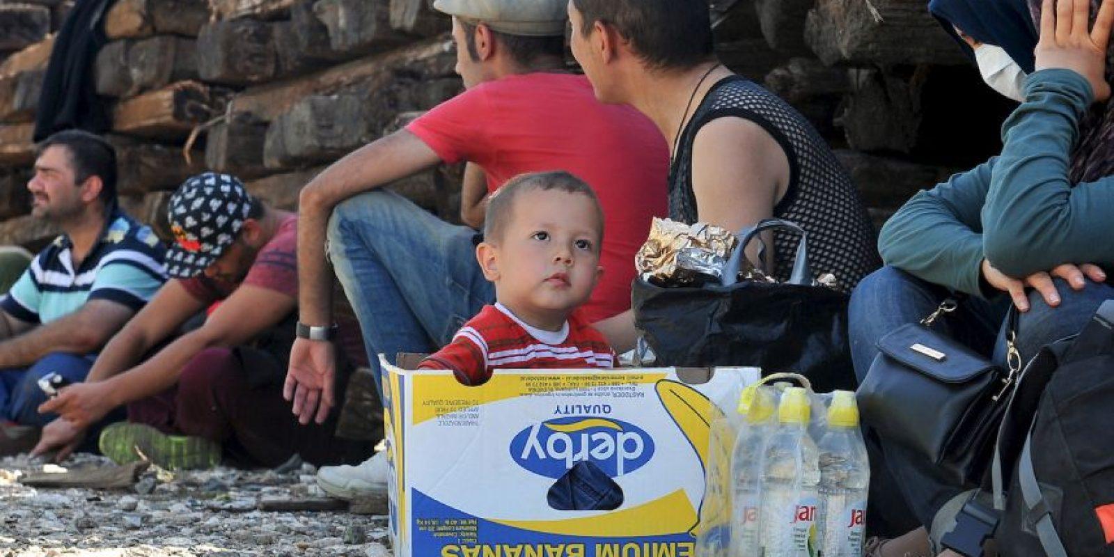De acuerdo con el primer ministro de Croacia, Zoran Milanovic, todos los refugiados que quieran seguir su camino tendrán vía libre. Foto:AFP