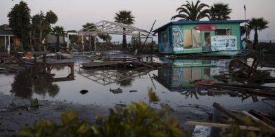 Hubo más de un millón de evacuados Foto:AFP