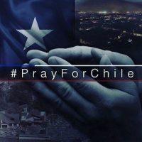 Además, se volvió a utilizar el hashtag #PrayFor, en este caso específicamente con la nación sudamericana Foto:Instagram.com/explore/tags/fuerzachile/