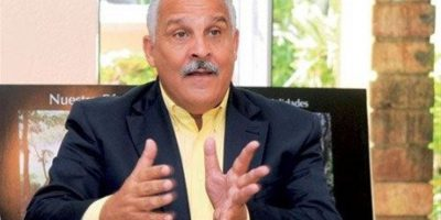 Jaime David solicita aumento para Ministerio de Deportes