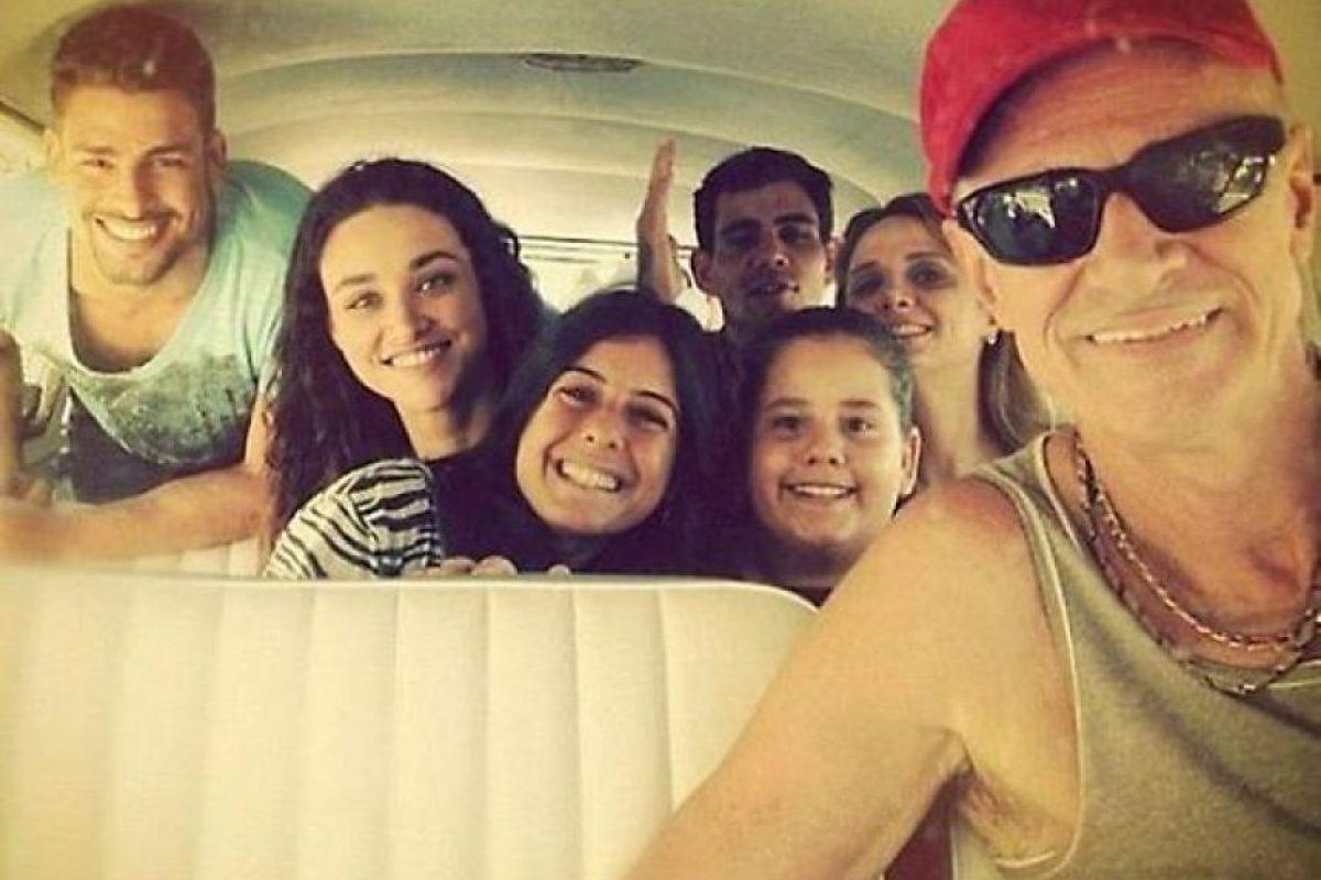 """Debutó en la televisión en 2007, con la telenovela """"Duas Caras"""". Foto:vía instagram.com/karolina_lannes"""