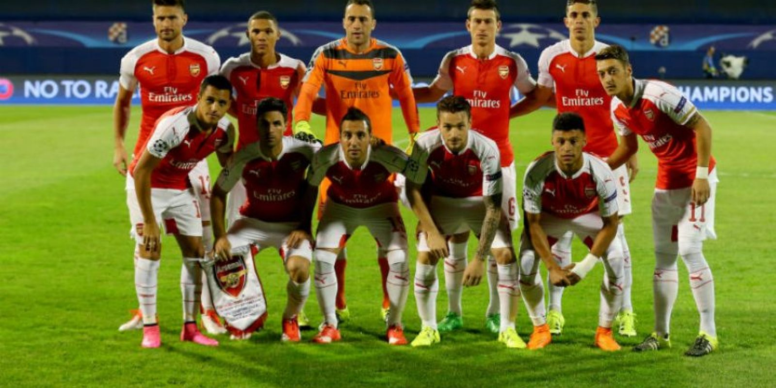 3. Arsenal Foto: Getty Images