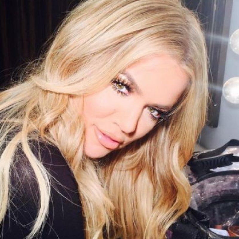 Khloé Kardashian Foto:Instagram/KhloeKardashian