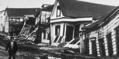 1. 22 de mayo de 1960, Valdivia, Chile: Causó la muerte de cuatro mil 485 personas aproximadamente y más de dos millones perdieron su hogar. Foto:Foto: Wikimedia