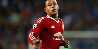 El holandés del Manchester United es dueño del puesto seis Foto:Getty Images