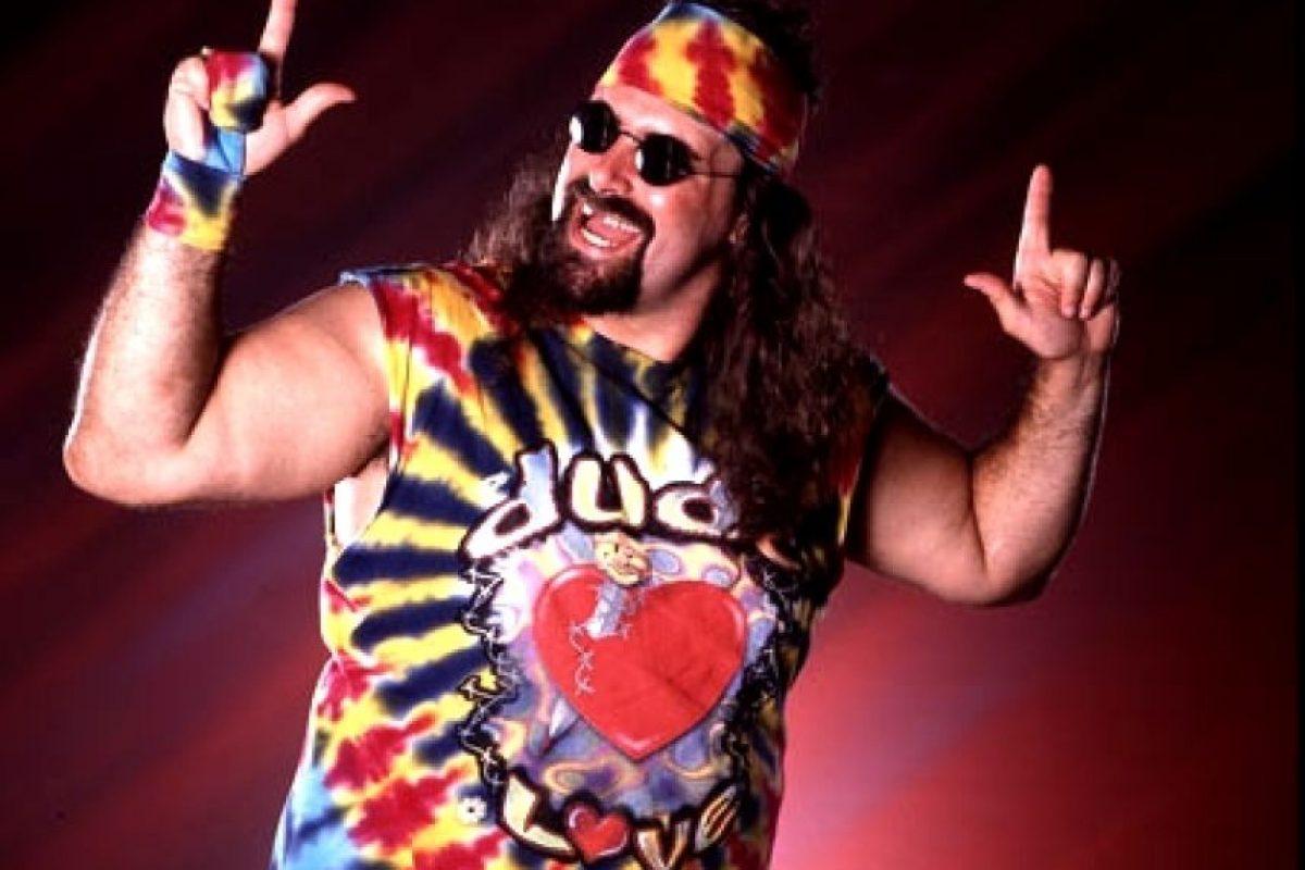 Dude Love Foto:WWE