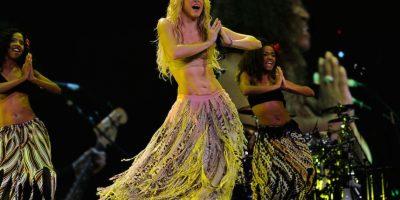 Su nombre completo es Shakira Isabel Mebarak Ripoll. Foto:Getty Images