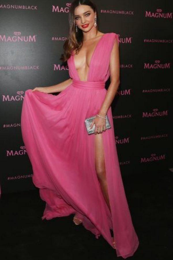 Miranda Kerr / 5 millones 500 mil dólares Foto:Getty Images