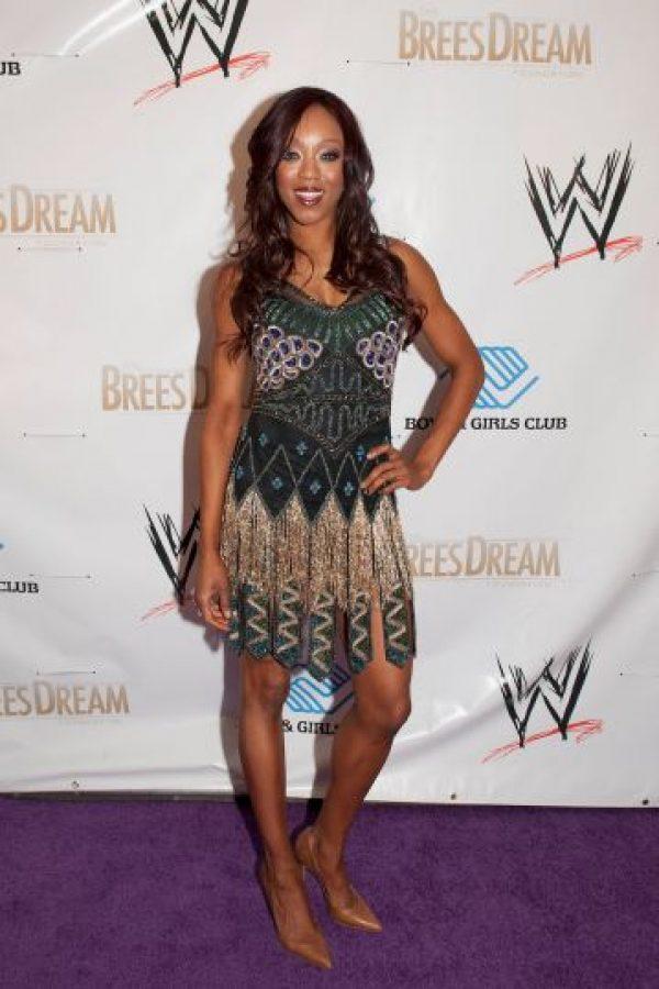 La compañera de equipo de las hermanas Bella en la WWE no tiene pareja en estos momentos. Foto:Getty Images