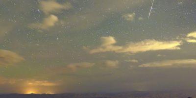 La NASA advierte que no todas las estrellas fugaces son lo que parecen. Foto:Getty Images
