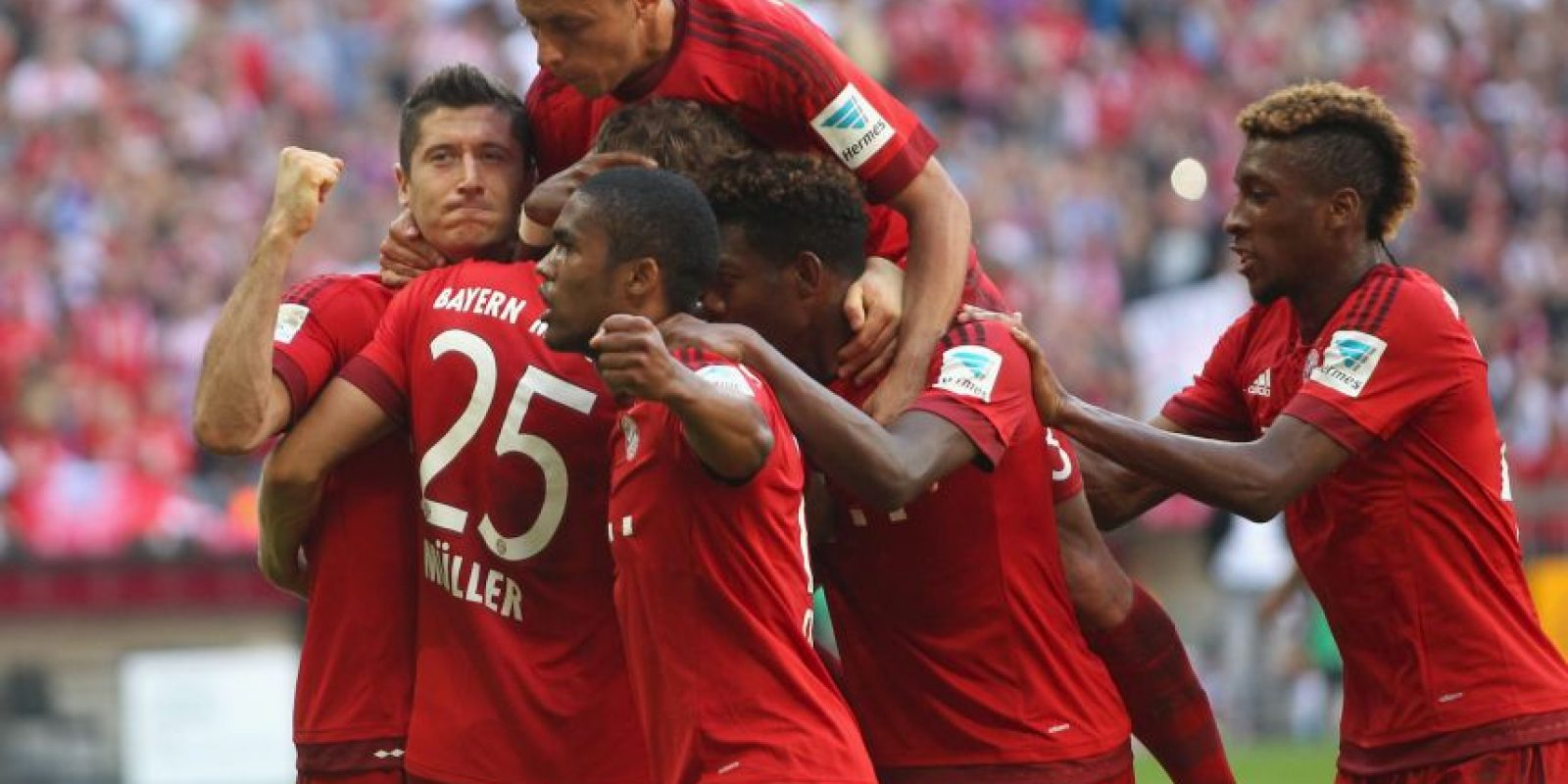 2. Bayern Múnich Foto: Getty Images