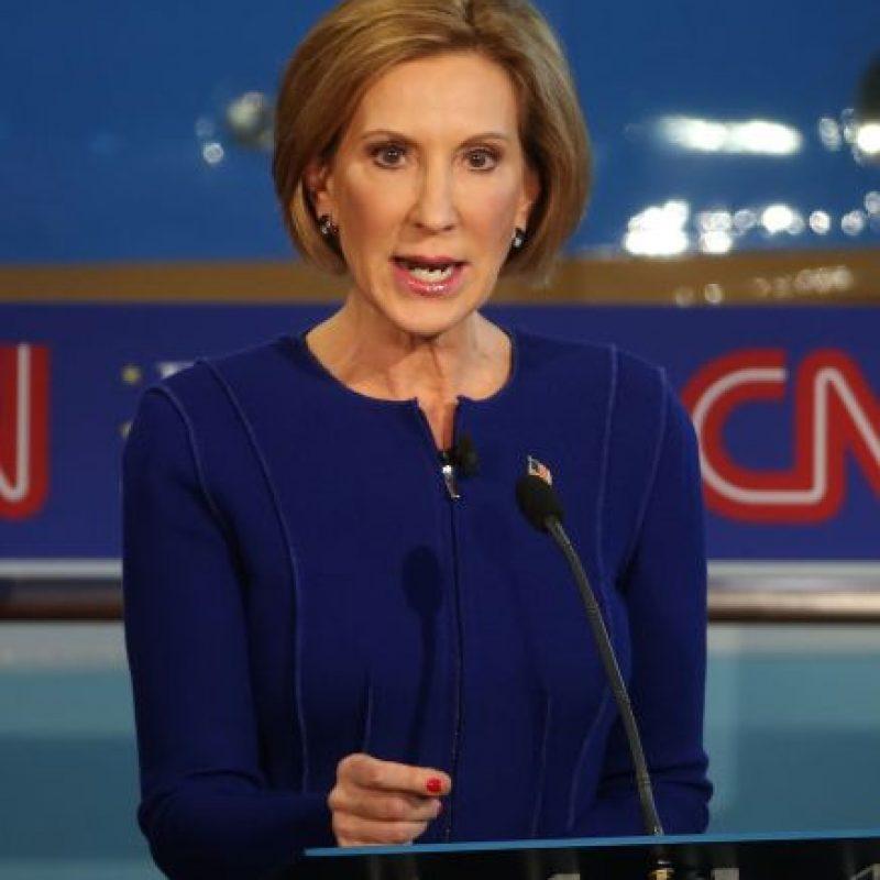 2. Fue la primera mujer en dirigir una empresa de Fortune 50. Foto:Getty Images