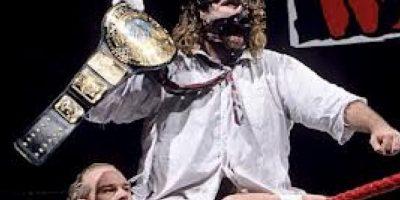 Y Mankind Foto:WWE