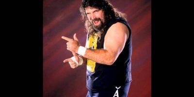 Uno de los luchadores más enigmáticos también peleó como Cactus Jack Foto:WWE