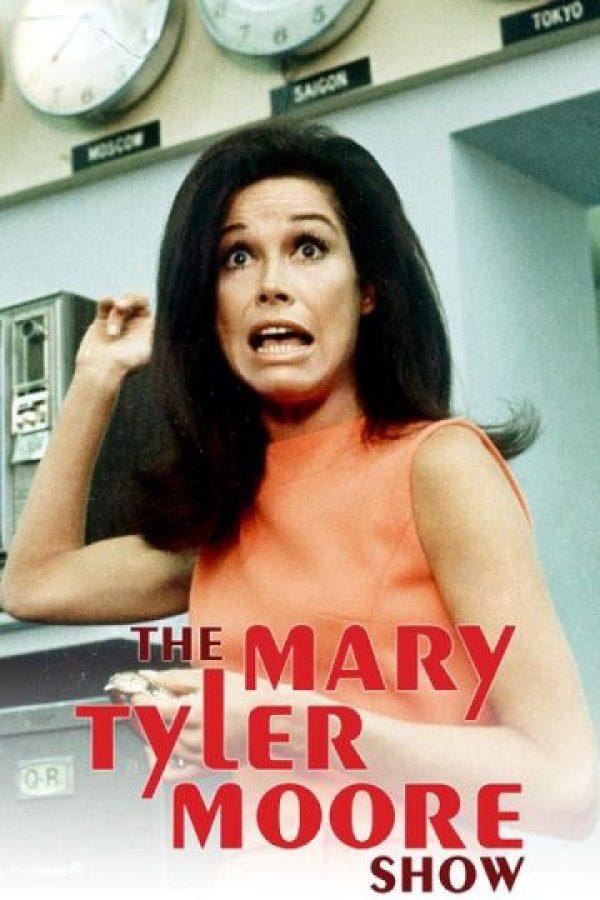 Mary Tyler Moore en la década de los años 70. Foto:IMDB