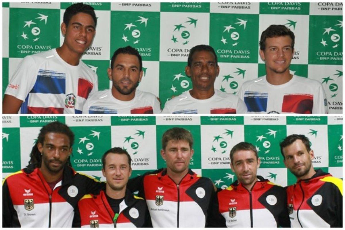Dominicanos enfrentarán al equipo de Alemania en el Parque del Este.