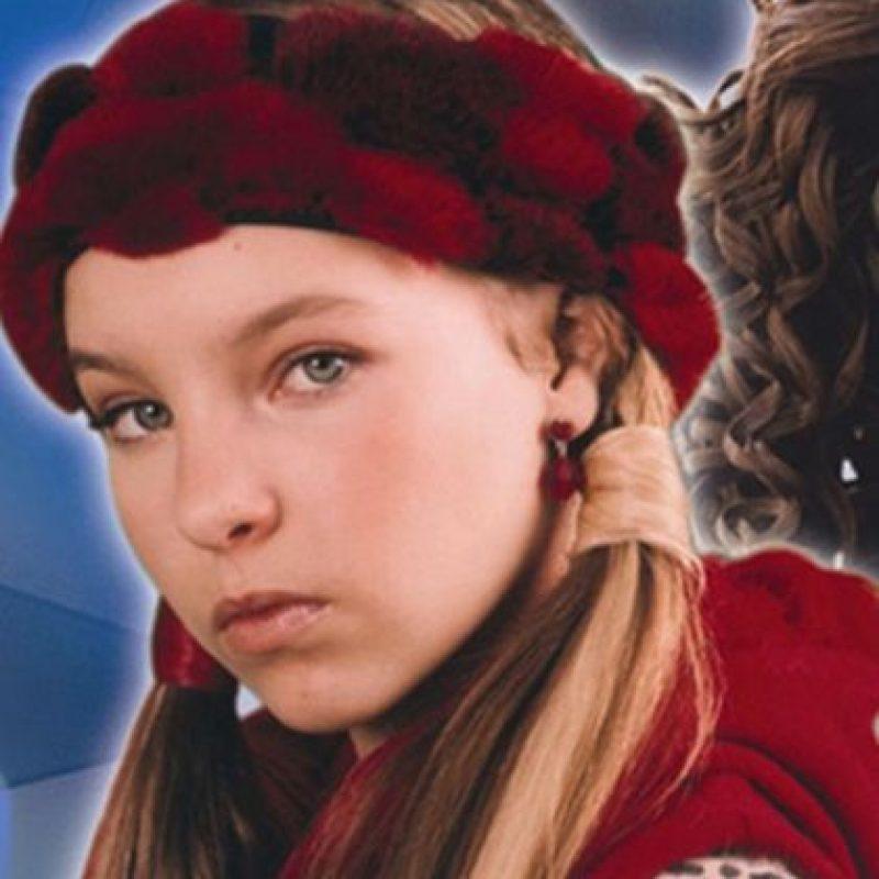 Silvana fue interpretados por Belinda Foto:Tumbrl