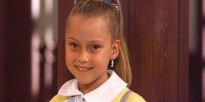 "Natalia Juárez fue ""Simoneta Molina"" Foto:Televisa"