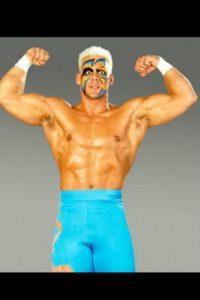 Así lucía Sting en sus inicios Foto:WWE